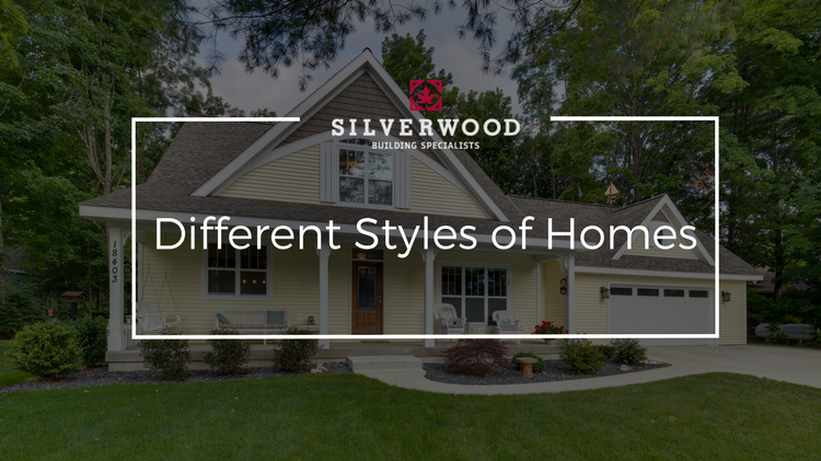 Different Styles of Homes