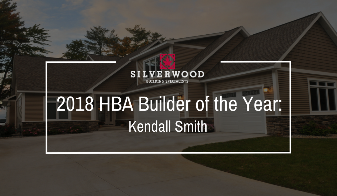 HBA 2018 Builder of the Year Award