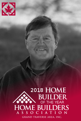 Kendal Smith, 2018 GT-HBA Builder of the Year